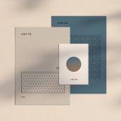 Vistto Estudio de Construcción. Un proyecto de Diseño, Br, ing e Identidad, Diseño gráfico, Naming y Diseño de iconos de The Woork Co - 06.12.2018