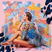 Chaquetas bordadas. A Creativit, and Embroider project by Trini Guzmán (holaleon) - 06.06.2019