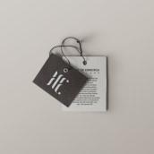 House of Edinburgh - Rebrand. A Editorial Design, Graphic Design, Interactive Design, Packaging, Logo Design, and Fashion Design project by Lorena Maeso García - 05.18.2015
