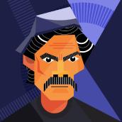 Mi Proyecto del curso: Ilustración digital con formas geométricas para principiantes. Un proyecto de Ilustración digital de Tatiana Cedillo Jurado - 08.06.2019