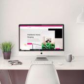 Página web . Un proyecto de Diseño Web y CSS de Tanya - 10.06.2019