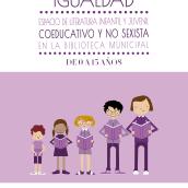 Guía Contando la Igualdad. Um projeto de Ilustração digital de Mercedes CAMACHO - 11.06.2019