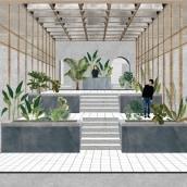 Bar Oaxaca. A Architektur project by PALMA - 11.06.2019