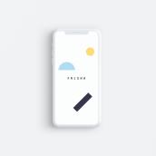 Fresha App Branding. Un proyecto de Diseño, Br e ing e Identidad de The Woork Co - 14.01.2018