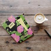 Mi Proyecto del curso: Ilustración botánica con acuarela. Um projeto de Ilustração de Belén Rodríguez - 17.06.2019