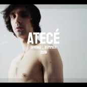 ATECÉ. A Photograph, Post-production, Fashion Design, Filmmaking, and Post-production project by Atenea - 06.19.2019