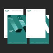 WET. Un proyecto de Dirección de arte, Br, ing e Identidad y Diseño gráfico de Jennifer Vega - 24.06.2019