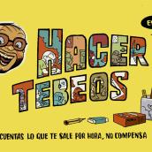 Hacer Tebeos. Ilustración para redes.. Un proyecto de Ilustración de Albert Monteys Homar - 25.06.2019