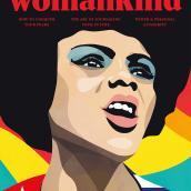 Ilustraciones para Womankind magazine. A Illustration project by Alvaro Tapia Hidalgo - 01.01.2018