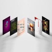 My project in Freelance: Poster Collection. Un proyecto de Dirección de arte, Diseño editorial, Diseño gráfico, Tipografía, Creatividad, Diseño de carteles, Estampación y Concept Art de Jason Hernández - 02.07.2019