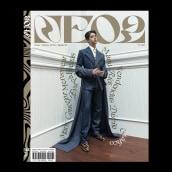 Neo 2 – Rediseño. A Verlagsdesign, Mode, Grafikdesign, Kalligrafie, Kreativität und Modefotografie project by Yarza Twins - 12.07.2019