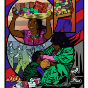 Mi Proyecto del curso: Conceptualización y técnicas de ilustración digital. A Illustration, Digital illustration, and Children's Illustration project by Miguel Job Martinez Allende - 07.13.2019