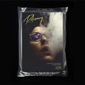 Retromag magazine . Un projet de Conception éditoriale, Design graphique , et Photographie de Guzmán Arce Sperindé - 16.07.2019