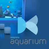 AQUARIUM Nesplora. Um projeto de 3D, Desenvolvimento de software e Design de jogos de Álvaro Arranz - 19.07.2017