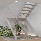Las Rozas, Madrid. Un projet de 3D, Architecture, Design d'intérieur , et Architecture numérique de Alex Mundaraín - 09.07.2019