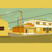 Locales II. Un proyecto de Dibujo, Ilustración e Ilustración digital de ferreraledesma - 01.05.2019