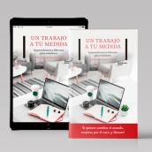 Un trabajo a tu medida. Un progetto di Consulenza creativa , e Marketing di Mònica Rodríguez Limia - 01.01.2019
