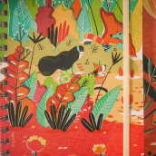 Cocina y Hogar. A Illustration und Musterdesign project by Ana Sanfelippo - 20.08.2017