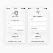 Mi Proyecto del curso: Diseño de una aplicación móvil. Un proyecto de UI / UX de Jorge Rodriguez - 13.08.2019