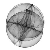 Orbital paint. Un proyecto de Diseño interactivo, Diseño Web, Desarrollo Web, Animación 2D, Ilustración digital y Javascript de Jose Blanco Perales - 16.08.2019
