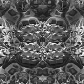 Estructuras fractales. Un proyecto de Motion Graphics, 3D, Bellas Artes, Vídeo y Animación 3D de Jose Blanco Perales - 16.08.2019
