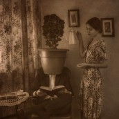 """""""Cultívate""""   . A Photograph, Photo retouching, Portrait photograph, and Fine-art photograph project by Tony Jiménez Linares - 05.11.2019"""