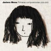 JAVIERA MENA PRIMERAS COMPOSICIONES. Un progetto di Ricamo di Laura Ameba - 19.12.2013