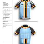 Veskin SportWear Sponsors. Un proyecto de Diseño de vestuario, Moda, Diseño gráfico, Diseño de moda y Costura de Alejandro Mazuelas Kamiruaga - 09.07.2019