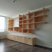 Proyecto María Ruiz . A H, werk, Möbeldesign und Produktdesign project by Patricio Ortega (Maderística) - 23.08.2019