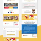 Mercedarias de la caridad. Um projeto de Web design de Natalia Martín - 26.08.2018