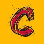 36daysoftype - C. Un projet de Design , Illustration, T, pographie, Calligraphie , et Lettering de Ale Hernández - 29.08.2019