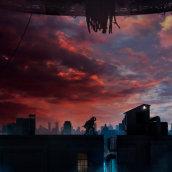 Nuke. Un proyecto de 3D de Jonathan Aceituno Fuentes - 02.09.2019