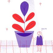 Bonita . Un projet de Illustration, B, e dessinée et Illustration numérique de Chabaski - 04.09.2019