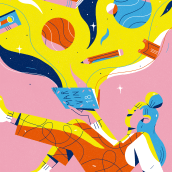 Marvin. Un projet de Illustration et Illustration numérique de Chabaski - 04.09.2019