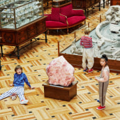Moda Niños Museo. A Fotografie project by Leila Méndez - 04.09.2019
