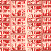 THE FLAVOR FACTORY. Un proyecto de Br e ing e Identidad de Amanda Hirakata - 05.09.2019