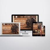 Craff Espresso. A UI / UX project by Olga Fernández García - 09.09.2019