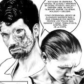 Elenx de Céspedes - Principia Magazine T4E2. A Comic, Zeichnung und Illustration project by Belén Moreno - 11.09.2018