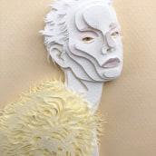 Corte de pelo. Um projeto de Artes plásticas de Ale Rambar - 13.09.2019