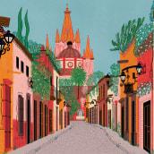 México cuenta. Un progetto di Illustrazione di Catalina Vásquez - 16.09.2019