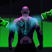 Hobbs & Shaw. Um projeto de Ilustração, Motion Graphics, Animação, Direção de arte, Design de personagens, Cinema, Animação de personagens e Animação 2D de Numecaniq - 01.07.2019