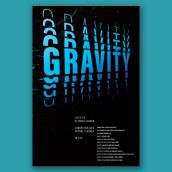 Carteles tipográficos experimentales.. Um projeto de Cinema, Design gráfico e Tipografia de BlueTypo - 23.08.2019