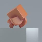 Live Art. Un proyecto de 3D, Dirección de arte y Animación 3D de Amazing Monkeys - 25.09.2019