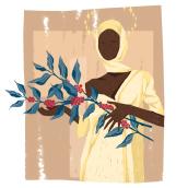 IIustraciones para San Agustín. Un proyecto de Dibujo, Dibujo artístico e Ilustración de Daria Fedotova - 28.09.2019
