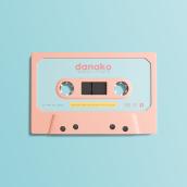 Danako   Branding & illustration . Um projeto de Br e ing e Identidade de Nicole Mérito - 04.08.2019