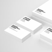 Jaume Llobet. Un projet de Design , Direction artistique, Br, ing et identité , et Design graphique de Valeria Dubin - 04.03.2018