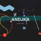 showreel. Un projet de Design , Motion Design et Illustration vectorielle de andjka - 04.10.2019