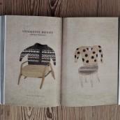 Catalogue Magazine. Un projet de Illustration, Broderie et Illustration textile de Adriana Torres - 09.03.2011