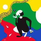FIL Guadalajara 2018 . Un proyecto de 3D, Animación, Dirección de arte, Br, ing e Identidad, Eventos y Animación 2D de Llamarada Animación - 28.11.2018