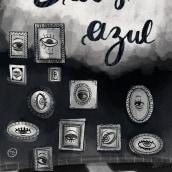Mi Proyecto del curso: Ilustración creativa: del texto a la imagen. A Illustration, and Digital illustration project by Prida De Paula - 10.21.2019